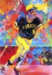 leroy neiman willie stargell oil paintings