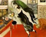 marc chagall birthday painting