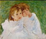 the sisters 1885 by mary cassatt posters