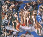 simoni61 by michelangelo buonarroti acrylic paintings