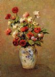 odilon redon bouquet of flowers ii painting-28511