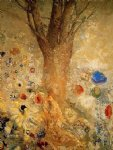 odilon redon buddah in his youth painting 28528