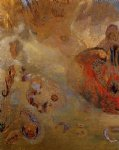 underwater original paintings - underwater vision ii by odilon redon