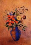 odilon redon vase of flowers xi painting 28718