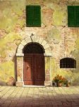 original paintings original paintings - arc door by original paintings