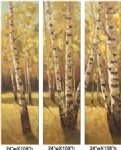 original paintings original paintings - autumn woods ii by original paintings