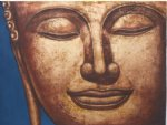 original paintings famous paintings - buddhist statue by original paintings