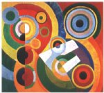 colorful original paintings - colorful circles 2 by original paintings