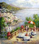 original paintings mediterranean scenery gallery ii oil paintings