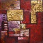 original paintings modern abstract 16 paintings