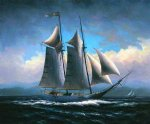 original paintings sailing boats 2 painting
