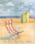 original paintings summer beach 2 art