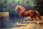 a horse 9 by original painting