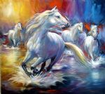horses 3 by original paintings
