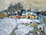 winter russia 13 by original paintings