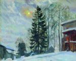 winter russia 18 by original paintings