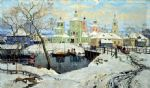 winter russia 20 by original paintings