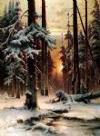 winter russia 25 by original paintings