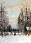 winter russia 26 by original paintings