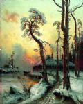 original winter russia 28 painting