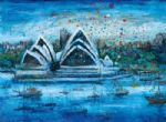 australia sydney seascape by original paintings