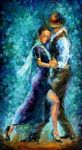 blue tango by original paintings