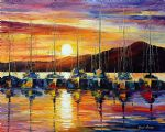 california harbor by original paintings