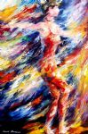 dance lost in rhythm by original paintings