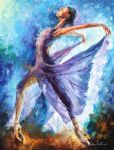 dance of angels by original paintings