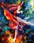 dance of passion by original paintings
