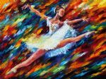elation dance by original paintings