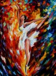 flight dance by original paintings