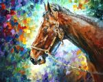 horse 2 by original paintings