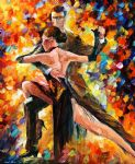impetuous tango by original paintings