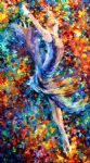 jump dancer by original paintings