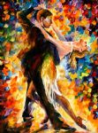 original midnight tango painting 86664