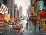 new york 42nd street by original paintings