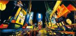 new york city street scenery by original paintings