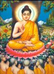 buddha posters - oroginal the buddha 1 by original