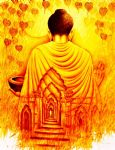 buddha posters - oroginal the buddha 4 by original
