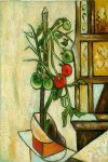 tomato plant by pablo picasso paintings