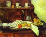 paul cezanne a buffet painting