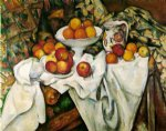 apples and oranges by paul cezanne prints