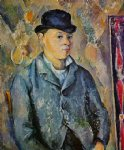paul cezanne portrait of the artist s son paul poster