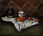 paul cezanne still life ii painting 27924
