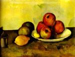 paul cezanne still life with apples painting 82768