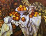 paul cezanne still life with apples and oranges painting 82799