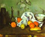 paul cezanne still life with fruit painting 82823