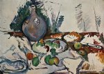 paul cezanne still life with water jug painting 27951