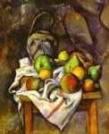 paul cezanne straw vase prints